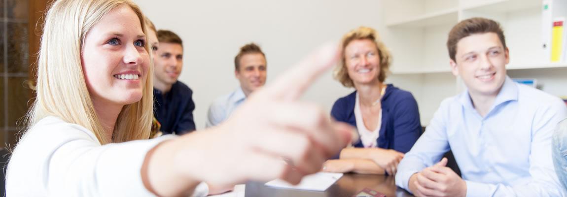 <span>Ausbildung Steuerfachangestellter /</span><br><span>duales, ausbildungsintegriertes Studium</span>